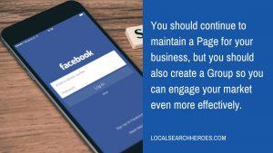 improve your fee only financial advisor social media marketing facebook login