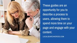 fee only financial advisor trends in content marketing people in front of paper